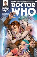 Doctor Who The Eighth Doctor #3 (of 5) (Cover A)